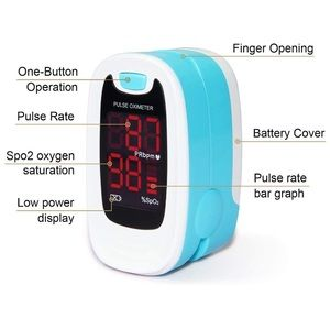 NEW Pulse Oximeter